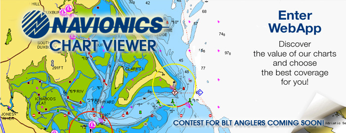 Navionics Chart Viewer