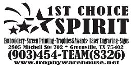 1st Choice Spirit