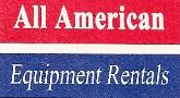 All American Equipment Rentals