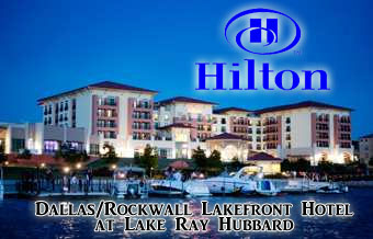 Hilton Harbor Hotel - Rockwall