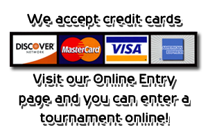 Enter online with a credit card!